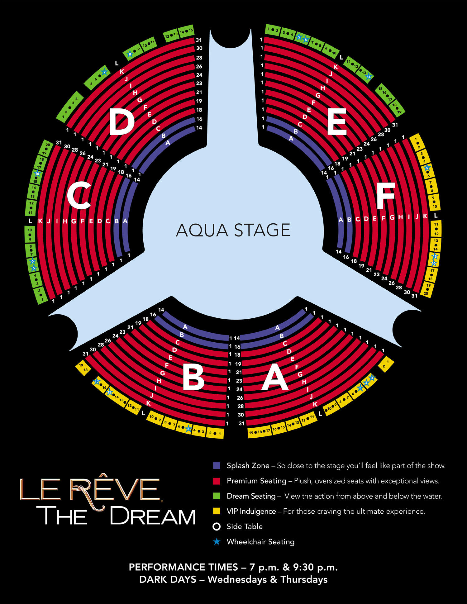 Le Rêve - The Dream at Wynn Las Vegas - Lonely Planet