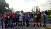 Buenos Aires Roller Skating Tour image 1