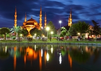 Istanbul 'by night': Dîner et spectacle turcs - Istanbul -
