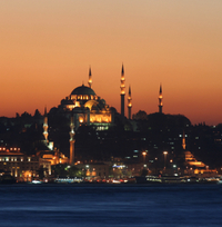 Istanbul Shore Excursion: Istanbul by Night Turkish Dinner and Show