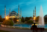 Private Tour: Istanbul by Night with Turkish Dinner and Show