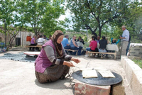 Small-Group Cappadocia Food and Culture Tour: Ayvali Village, Turkish Cooking Class and Wine Caves