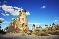 Cappadocia Tour with Ozkonak Underground City, Uchisar and Open Air Museum in Goreme