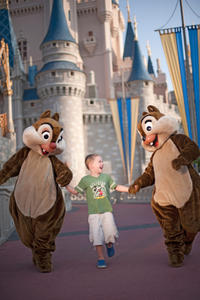 Disney's 10-Day Magic Your Way Ticket