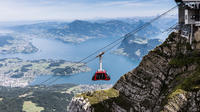 Mt Pilatus Experience with Gondola Ride from Lucerne