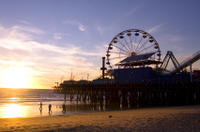California Beach Cities Day Trip from Los Angeles: Long Beach, Huntington Beach, Venice Beach and Santa Monica