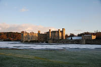 Christmas Eve at Leeds Castle, Canterbury and Dover