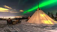 Overnight Stay in Lavvu, Northern Lights and Reindeer Sledding in Tromso image 1