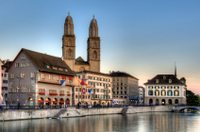 Zurich Super Saver 3: Mount Titlis and Mount Rigi Day Trips, Best of Zurich City Tour and Lindt Chocolate Outlet Shop