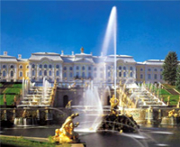 Half Day Tour of Peterhof (Petrodvorets)