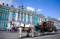 State Hermitage Museum Small Group Walking Tour