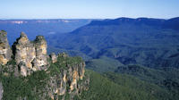 Blue Mountains Day Trip Including Self-Guided Hike, Sydney City Tours and Sightseeing