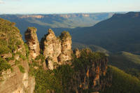 Blue Mountains...