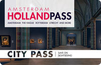 Billets coupe-file: Amsterdam, Holland Pass - Amsterdam -