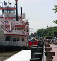 Picture of Savannah Land and Sea Combination Tour
