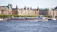 Good Morning Stockholm - Cruise and Walking Tour of Fjärdeholmarna