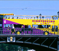 Stockholm City Hop-on Hop-off Tour