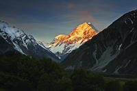 Christchurch to Queenstown via Mount Cook One-Way Tour