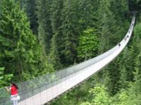 Vancouver – Tagesausflug ans Nordufer, die Capilano Suspension Bridge und zum Grouse Mountain