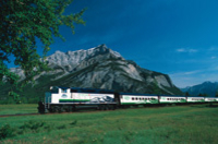 Vancouver to Whistler by Train Rail Tour