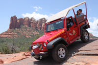 Soldier Pass Trail from Sedona