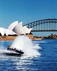 Middle Harbour Jet Boat Ride Adventure: 80 Minutes