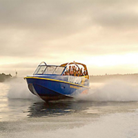 Sydney Harbour Jet Boat Ride Adventure: 50 Minutes
