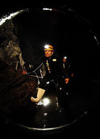Black Water Rafting Waitomo Caves Tour