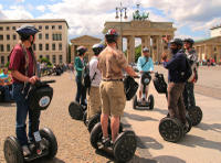 Private Tour: Berlin Segway Tour Including TV Towe