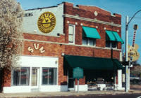 Sun Studio Guided Tour