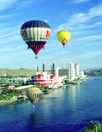 Day Trip to Laughlin, Nevada from Las Vegas