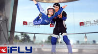 First Timer Challenge Package - iFly Singapore The Challenge