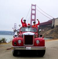 San Francisco Fire Engine Tour