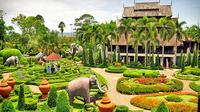 Full-Day Nong Nooch Tropical Garden Tour in Pattaya