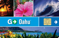 Picture of Go Oahu Card