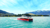 Lake Wakatipu Catamaran Cruise from Queenstown, Milford Sound Tours and Sightseeing