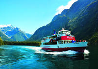 Milford Sound Nature Cruise, Milford Sound Tours and Sightseeing