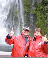 Milford Sound Sightseeing Cruise including Optional Lunch