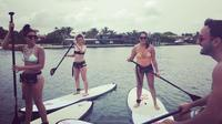 Half Day or Full Day Paddle Board Rental in Miami Beach