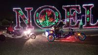 Plant City Christmas Lights Motorcycle Tour
