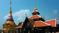Private Day-Trip to Nan Vintage City and Mlabri Village from Chiang Mai Private Car Transfers