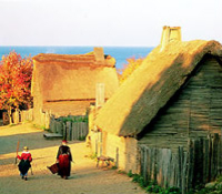 Massachusetts Plimoth Plantation