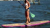 Guided Paddleboard Excursion on Rehoboth Bay