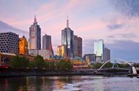 2-Day Combo: Melbourne City Tour, Yarra River Cruise and Great Ocean Road Day Trip