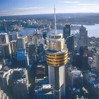 Best of Sydney: Lunch Cruise, Sydney Half-Day Tour and Sydney Tower Restaurant