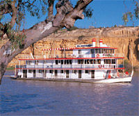 A picture of Murray River Riverboat Tour including Lunch from Adelaide