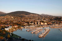 Tasmania Super Saver: Hobart Sightseeing Coach Tram Tour plus Port Arthur Tour image 1