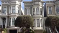 Victorian Home Walking Tour of Pacific Heights