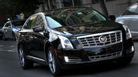Departure Private Transfer Oakland to SFO Airport in Business Car