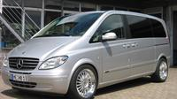 Private Departure Transfer: Amsterdam City Center to Amsterdam Airport in Luxury Van Private Car Transfers